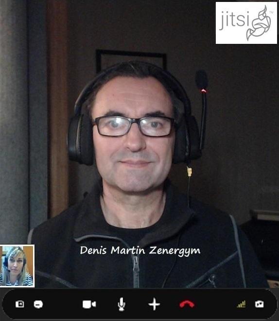 Consultation à distance avec Denis Martin Zenergym Bordeaux.